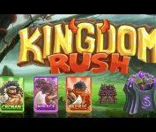 Игра Kingdom Rush 3 играть онлайн бесплатно