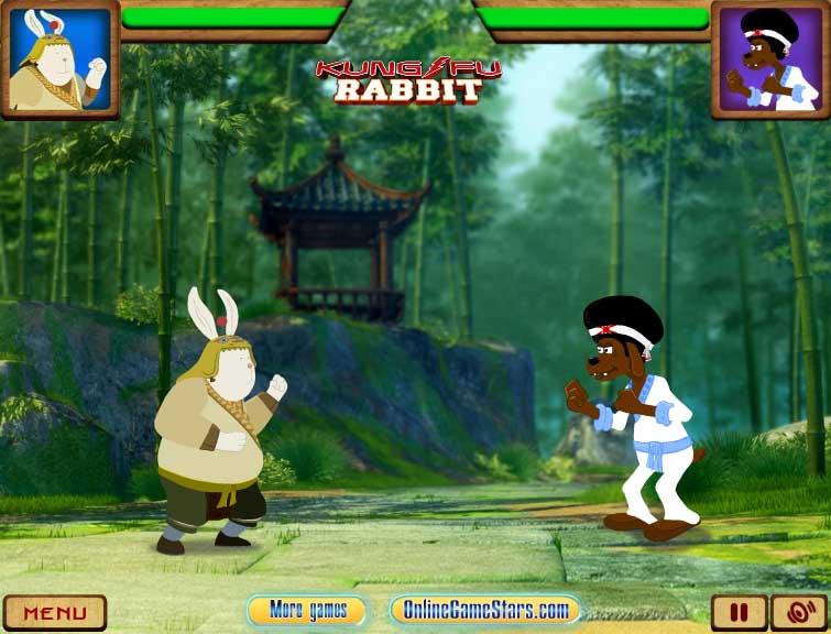 играть онлайн кунфу