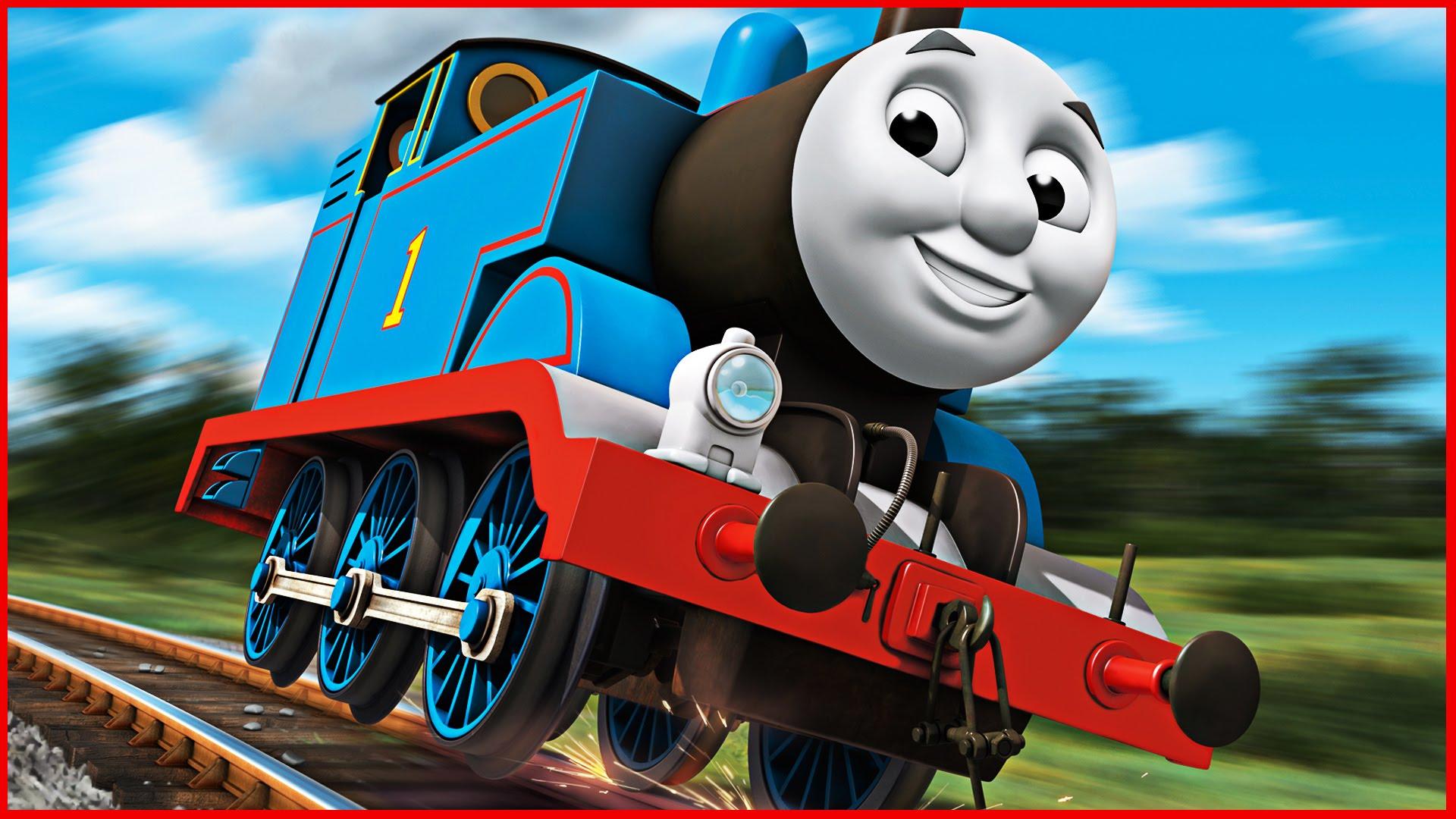Игра Мультик Томас и его друзья играть онлайн бесплатно