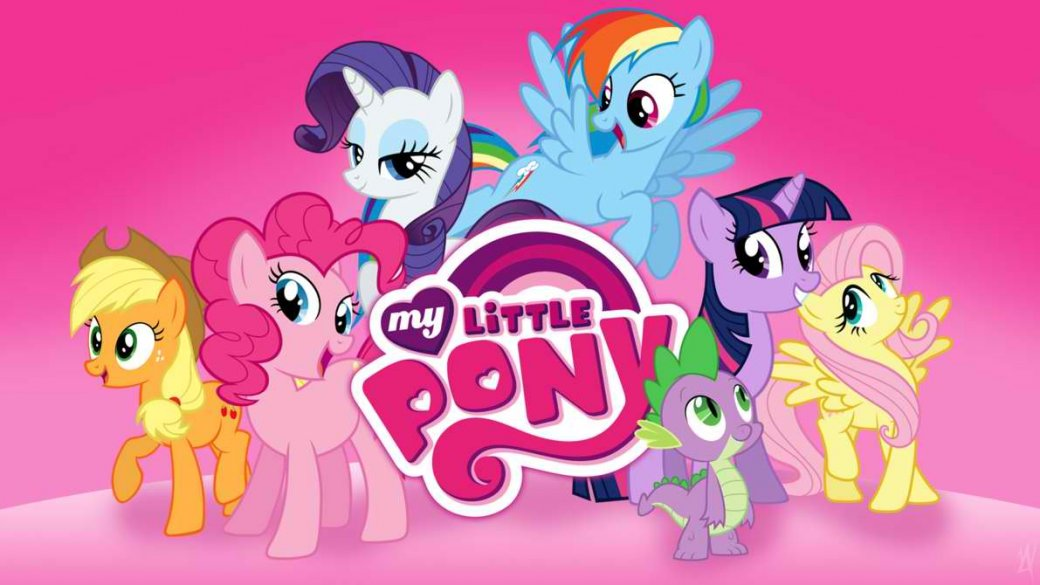 Игра My Little Pony играть онлайн бесплатно