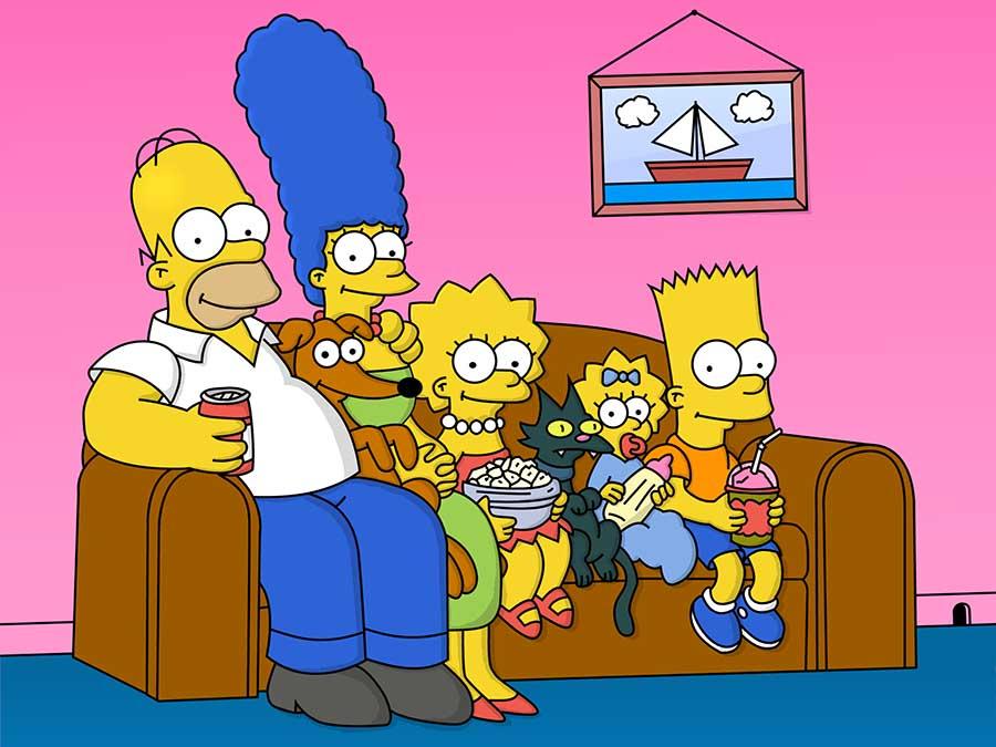 Игра Симпсоны Лучшее играть онлайн бесплатно