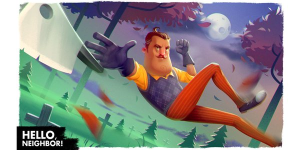 Игры Hello Neighbor