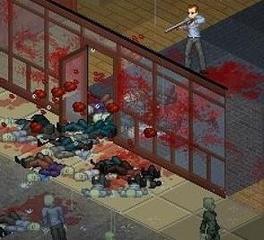 зомби в городе игра на телефон