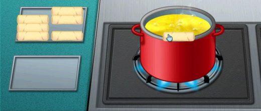 Игры про поваров