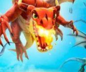 Hungry dragon мод много денег