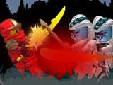 Лего Ниндзяго: Лесные Монстры