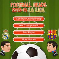Игры головой футбол лига чемпионов испании