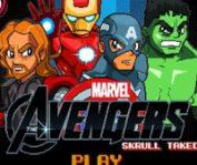 Мстители: Халк и Железный человек против Троллей